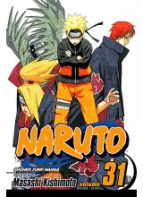 Манга | Naruto vol.31