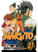 Манга | Naruto vol.37
