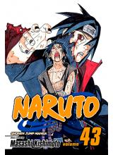Манга | Naruto vol.43