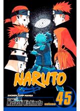 Манга | Naruto vol.45