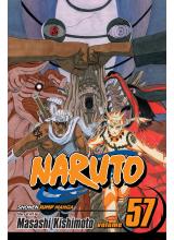 Manga | Naruto vol.57