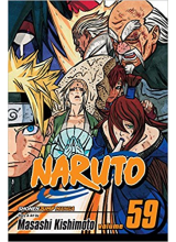Манга | Naruto vol.59