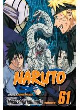 Манга | Naruto vol.61