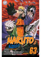 Манга | Naruto vol.63