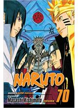 Манга | Naruto vol.70