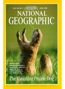 Списание National Geographic 1998-04