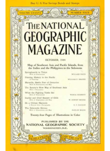 Списание National Geographic 1949-06