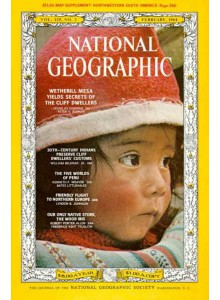 Списание National Geographic 1964-02