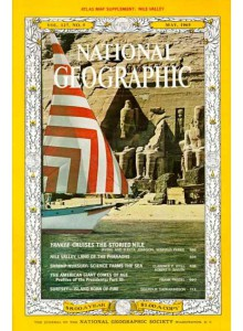 Списание National Geographic 1965-05