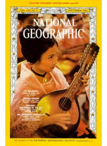 Списание National Geographic 1966-09