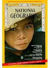 Списание National Geographic 1967-02