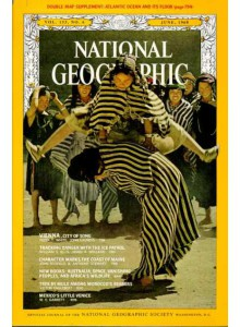 Списание National Geographic 1968-06