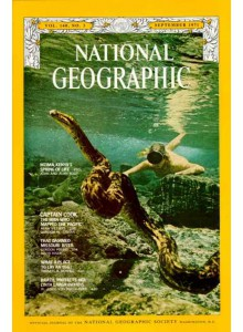Списание National Geographic 1971-09