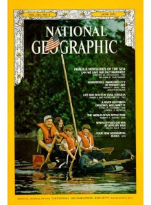 Списание National Geographic 1972-06