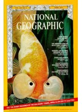 Списание National Geographic 1973-04