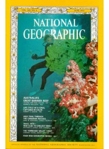 Списание National Geographic 1973-06
