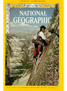 Списание National Geographic 1974-06