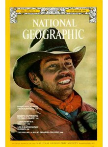 Списание National Geographic 1975-11