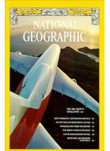 Списание National Geographic 1977-08