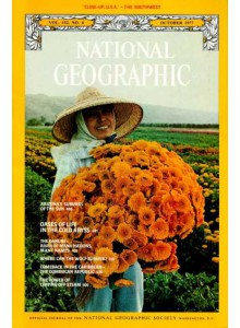 Списание National Geographic 1977-10