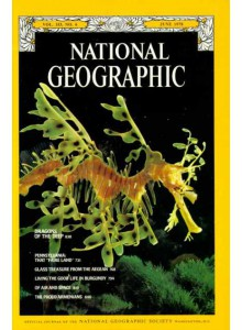 Списание National Geographic 1978-06