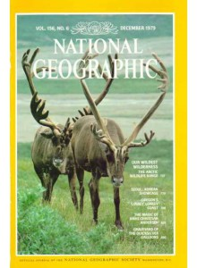 Списание National Geographic 1979-12
