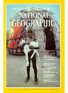 Списание National Geographic 1981-06