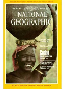 Списание National Geographic 1982-03