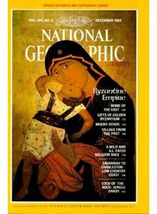 Списание National Geographic 1983-12