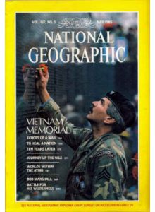 Списание National Geographic 1985-05