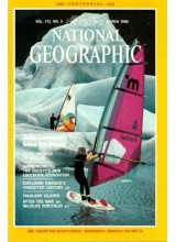 Списание National Geographic 1988-03