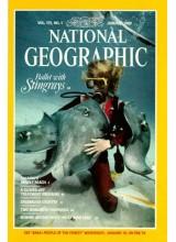 Списание National Geographic 1989-01