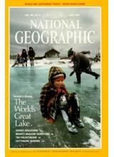 Списание National Geographic 1992-06