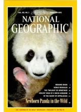 Списание National Geographic 1993-02