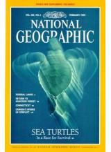 Списание National Geographic 1994-02
