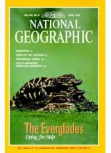 Списание National Geographic 1994-04