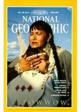 Списание National Geographic 1994-06