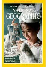 Списание National Geographic 1995-04