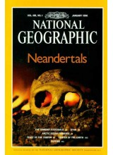 Списание National Geographic 1996-01