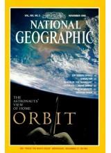 Списание National Geographic 1996-11