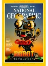 Списание National Geographic 1997-07