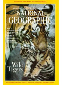 Списание National Geographic 1997-12