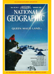Списание National Geographic 1998-02