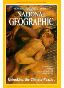 Списание National Geographic 1998-05