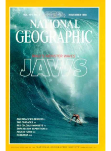 Списание National Geographic 1998-11