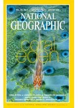 Списание National Geographic 1999-01