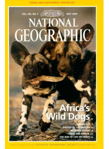 Списание National Geographic 1999-05