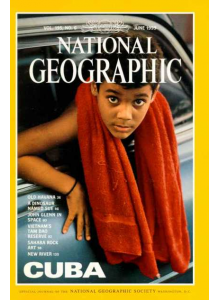 Списание National Geographic 1999-06