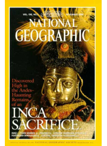 Списание National Geographic 1999-11