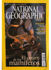Списание National Geographic 2003-04